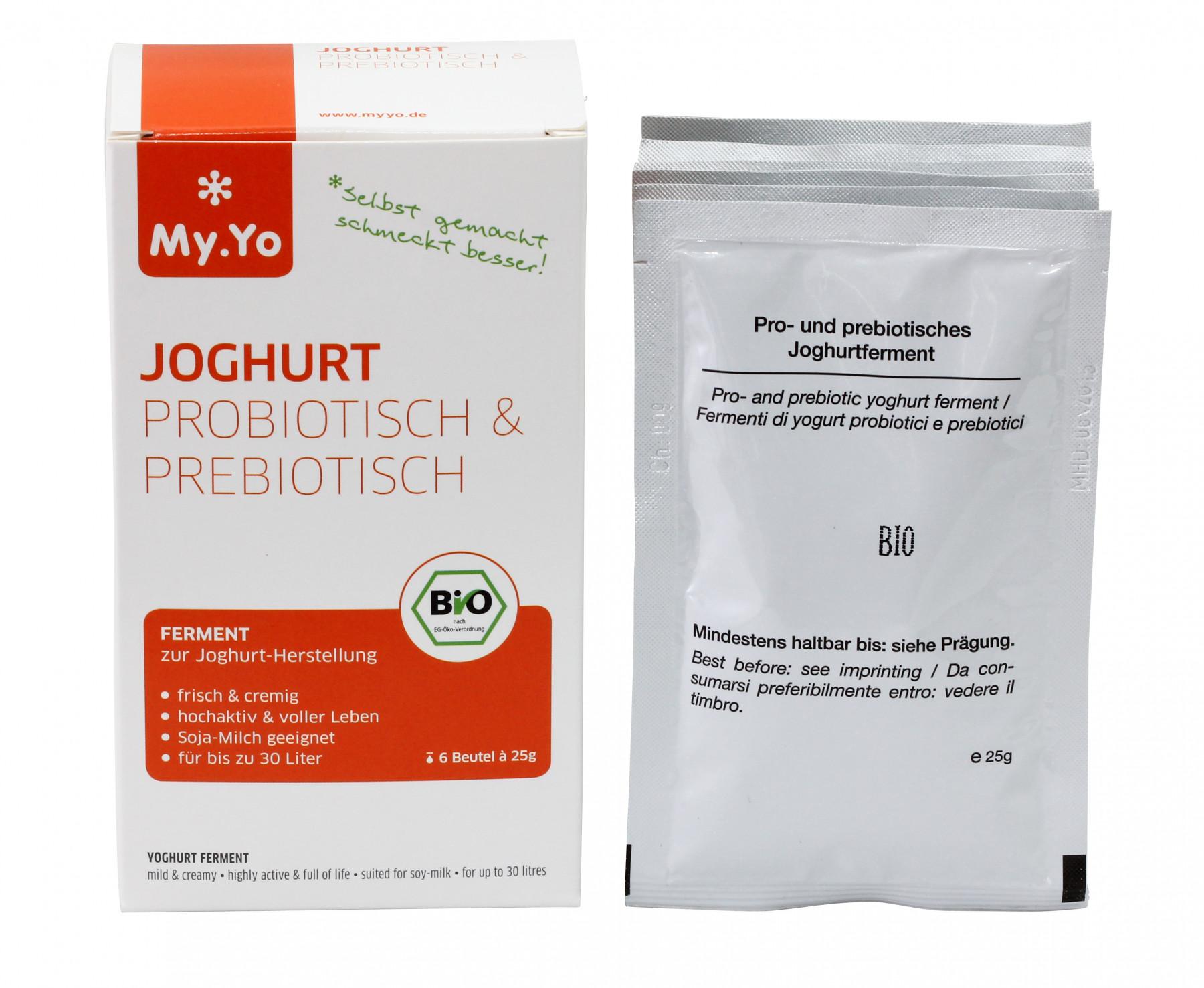 My Yo my yo bio joghurtfermente probiotisch 6x25g