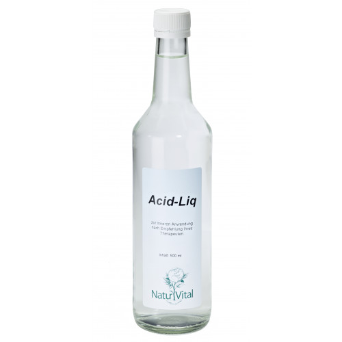 Acid-Liq - Antikeim-Lösung von Natur Vital