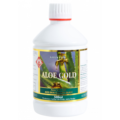Aloe Gold (Konzentrat), Natur Vital