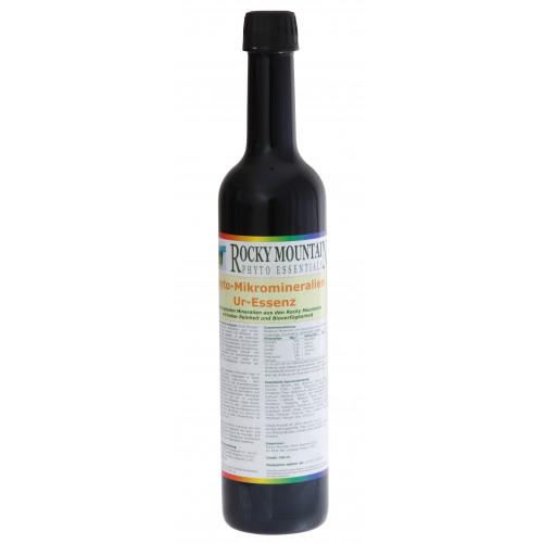 Phyto-Mikromineralien Ur-Essenz - Violettglasflasche