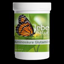 Aminosäure Glutamin Pulver von lebe natur®