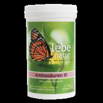 Aminosäuren III von lebe natur®