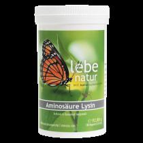 Aminosäure Lysin von lebe natur®