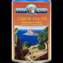 Carob Pulver Bio von BioKing