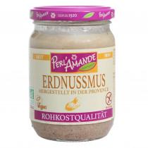 Erdnussmus Bio - roh - von Perl´Amande