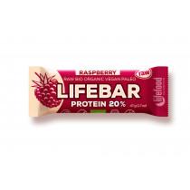 lifebar Protein - Himbeere Bio
