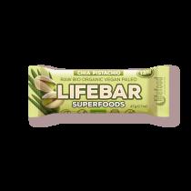 Lifebar Superfoods - Chia + Pistachio Bio von Lifefood