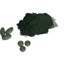 Spirulina pacifica Hawaii - Probier-Presslinge á 500 mg