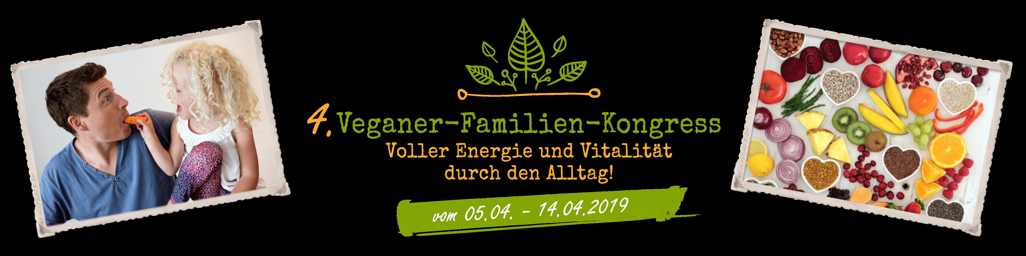 4. Veganer Familienkongress Online 2019