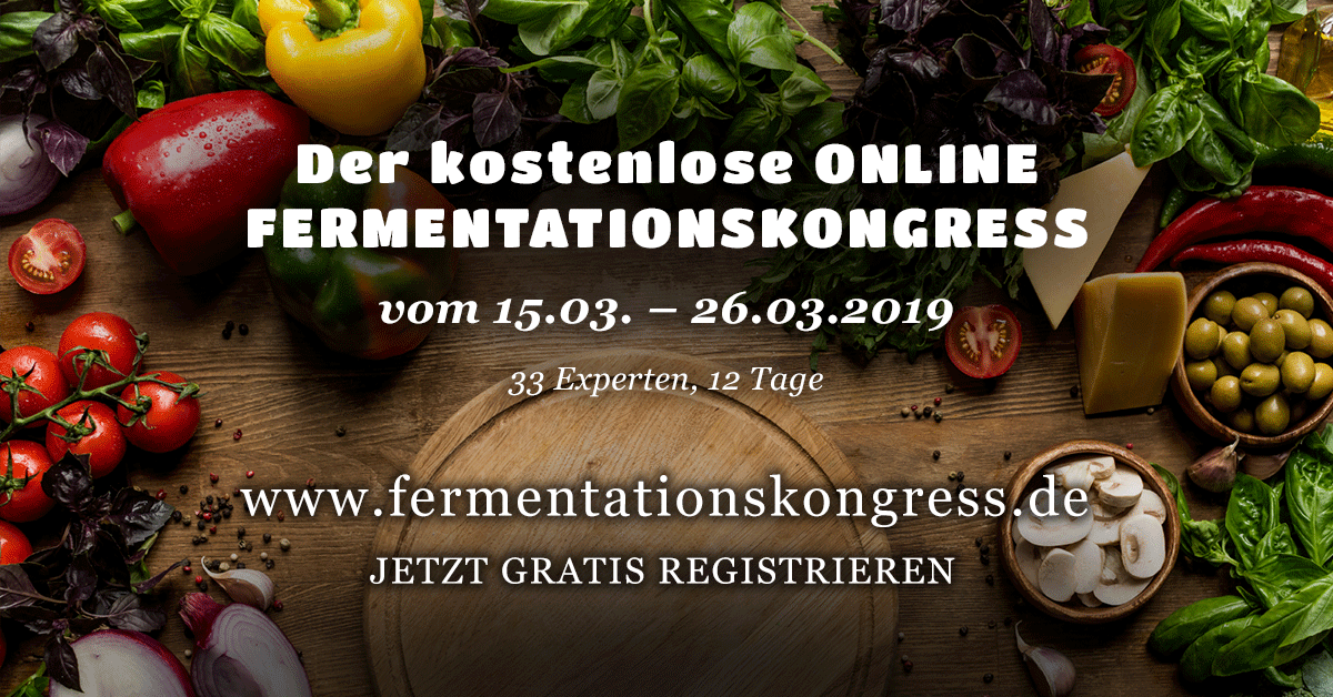 Fermentationskongress 2019