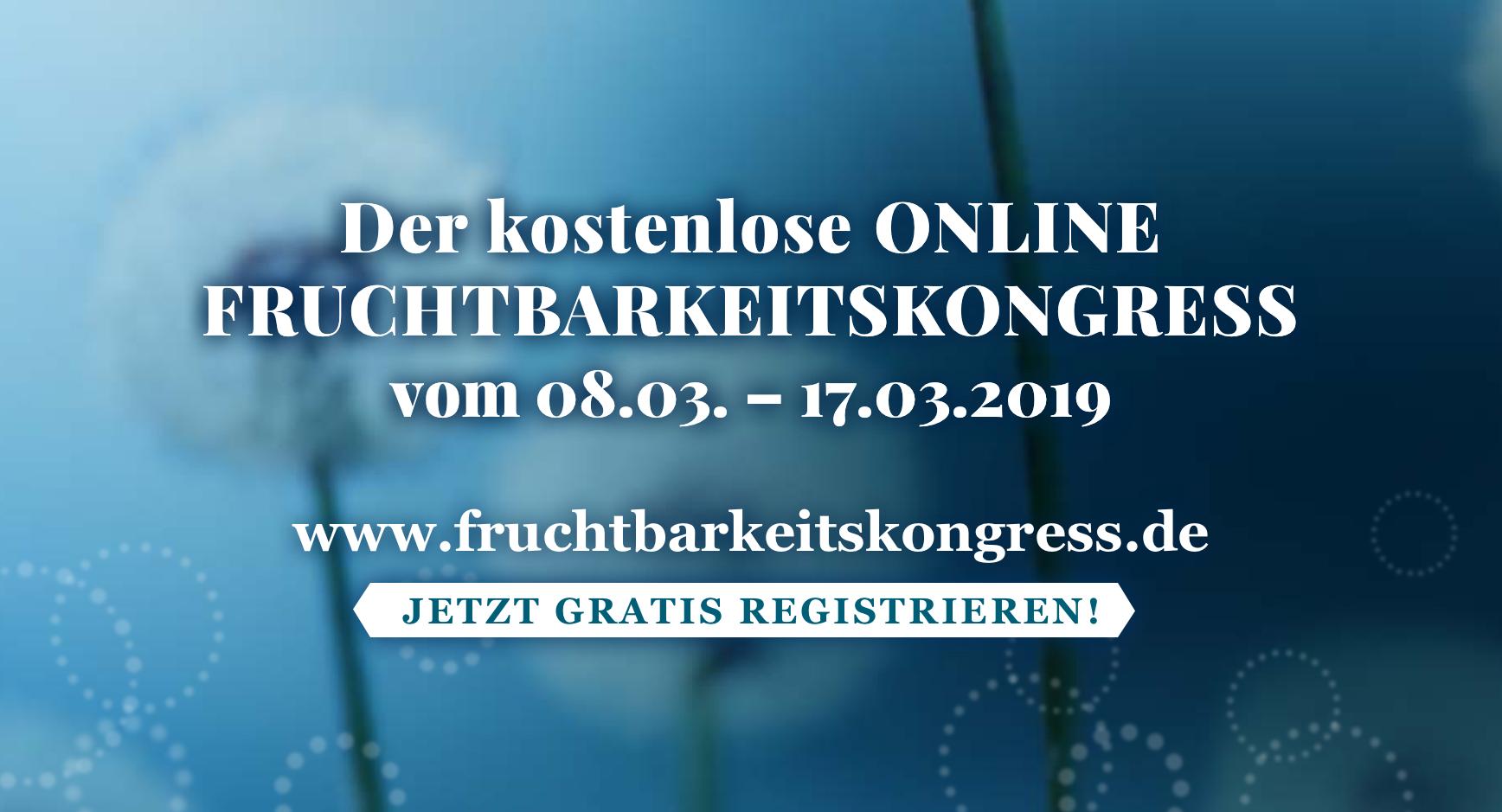 Fruchtbarkeitskongress 2019