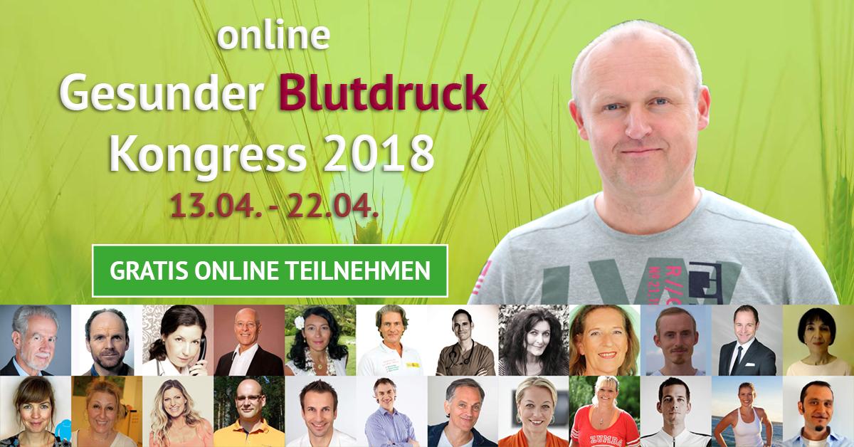 Gesunder Blutdruck-Kongress 2018