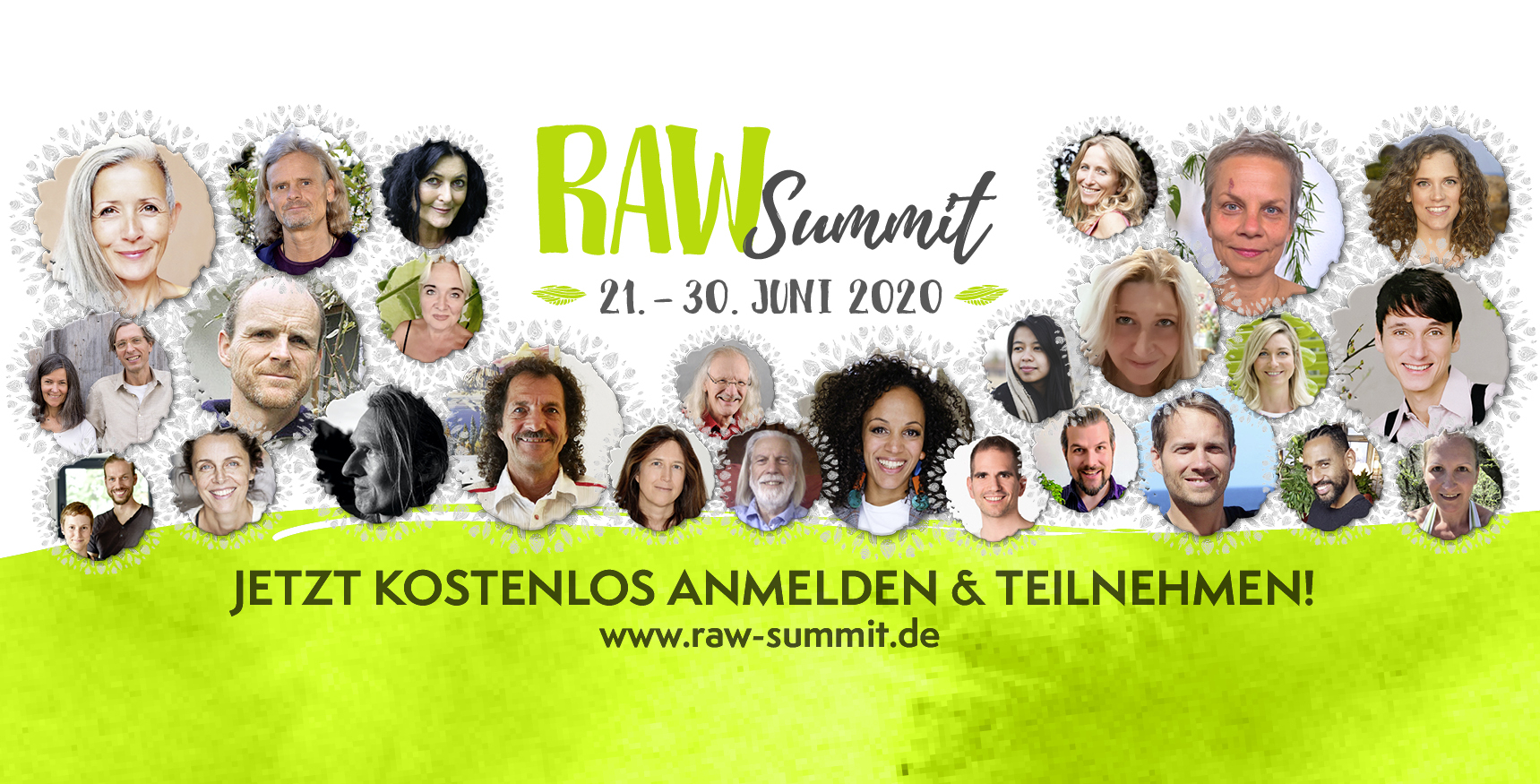 Raw Summit Kongress 2020