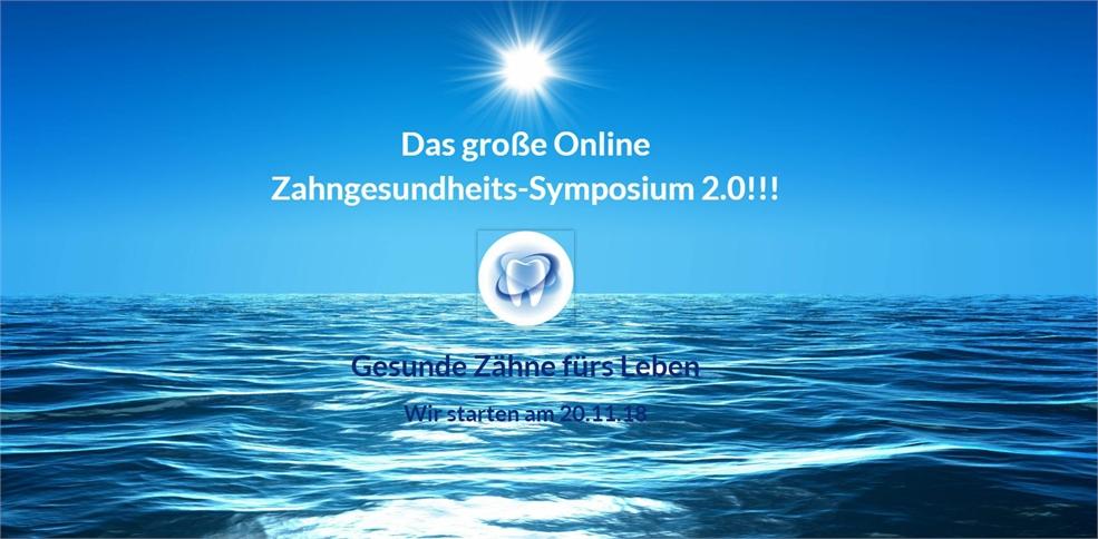 Zahngesundheits-Symposium 2018 2.0